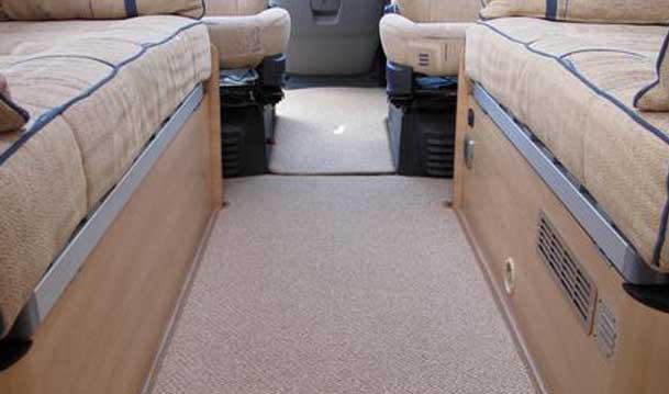 Caravan and motorhomes